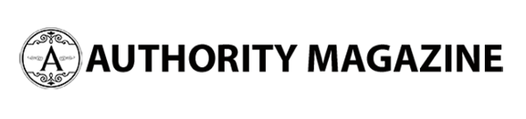authority magazine logo, a company which Jaclyn Johnston creator of Manifest It! was featured in